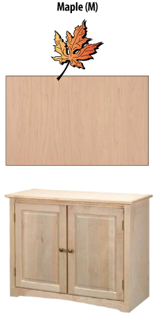 Charmant Maple Has Been A Favorite Of American Furniture Makers Since Early Colonial  Days. It Has Excellent Resistance To Abrasion And Indentation And Takes  Stain ...